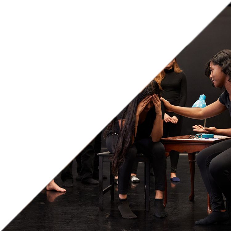 Apply now for acting lessons from Gately/Poole Acting Studio